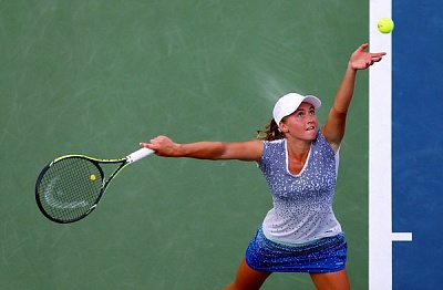 WTA Tour. Ladies Open Biel Bienne. Саснович вышла в полуфинал