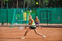 ITF World Junior Tour. Dynamit Cup. У Комар два титула