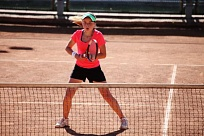 ITF Junior Circuit. Roland Garros Junior French Championships. Канапацкая терпит поражение