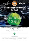 Zone C G12 2019 Tennis Europe Winter Cups by HEAD. Белоруски уступили команде Латвии