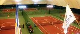 Tennis Europe 12&U. Pirogovskiy Winter Cup. Уверенный старт
