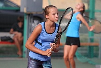 ITF Juniors. Donetsk City Cup. Екатерина Гриб покинула турнир