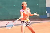 ITF Women's Circuit. Engie Open Saint-Gaudens 31 Occitanie. Вера Лапко покинула турнир