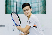 ITF World Junior Tour. Soul International. Арутюнян и Игнатюк в финале