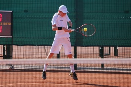 ITF Junior Circuit. 59th Trofeo Bonfiglio - Campionati Internazionali d'Italia Juniores. Згировский начал выступление в квалификации