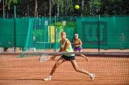 ITF World Junior Tour. Dubrovnik Cup. Дерби в финале