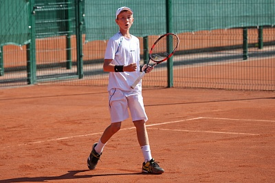 ITF Junior Circuit. 59th Trofeo Bonfiglio - Campionati Internazionali d'Italia Juniores. Згировский не прошел в основную сетку