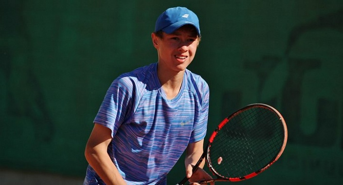 ITF Juniors. Jurmala Open U-18 2018. Бардин и Скиндер завоевали парный трофей!