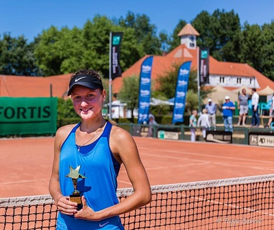 ITF Womens Circuit. Knokke Zoute Ladies Open 2018. Кубарева осталась в статусе финалистки