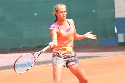 ITF Women's Circuit. Engie Open Saint-Gaudens 31 Occitanie. Вера Лапко упустила победу