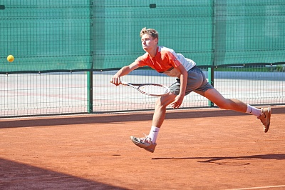 ITF Men's Circuit. Hammamet Open 4. Голяк покинул турнир