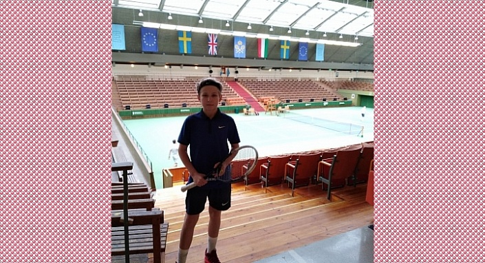 Tennis Europe 14&U. Kremlin Cup Junior 2019. Финал Банькову не покорился