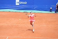 WTA Tour. Moscow River Cup presented by Ingrad. Саснович уступила в полуфинале в драматичном матче