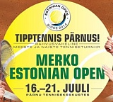 Merko Estonian Open ITF Womens Circuit 2018