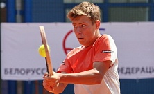 ITF Junior Circuit. Marshall Open in honour of Ronnie Sender. Голяк выступит в финале