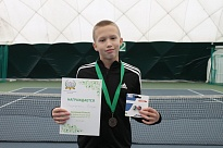 Zone D B14 2020 Tennis Europe Winter Cups. Беларусь — Латвия — 2:1