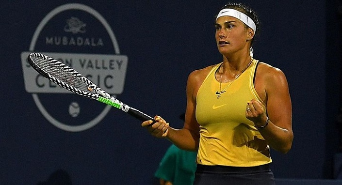 WTA Tour. Mubadala Silicon Valley Classic. Реванш не состоялся