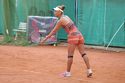 ITF Women's Circuit. Steele Open in memory of Leni Sassower. Толибова вышла в четвертьфинал