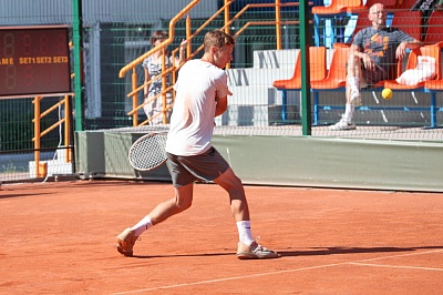 ITF Men's Circuit. Kazan Open 2. Белорусы вышли в финал квалификации