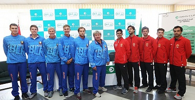 Davis Cup 2019. Group I Europe/Africa Zone. Round 1. Беларусь — Португалия — 3:2